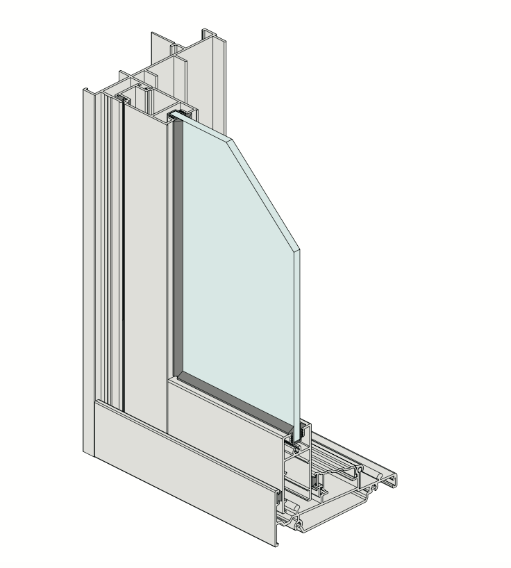 Ez Windows sliding door